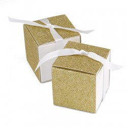 Glitter Wrap - Favor Boxes...