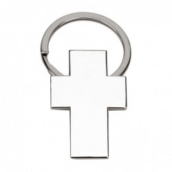 Key Chain With A Cross