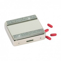 Pill Box 8 Compartments 2.5...