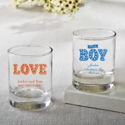 Shot Glass - Marquee Design