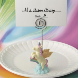 On Trend Unicorn Place Card...