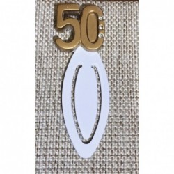 50th Anniversary Bookmark