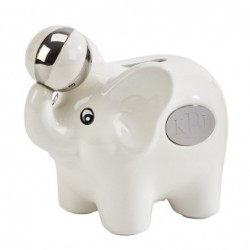 Ceramic White Elephant...