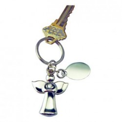 Angel Shaped Key Chain