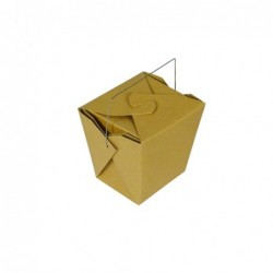 Gold Take Out Boxes 4 X 3.5...