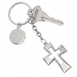 Open Cross Key Chain NP 4.75 L